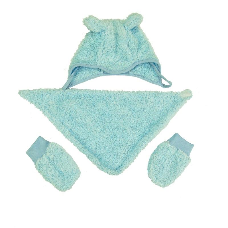 Komplet niemowlęcy błękit